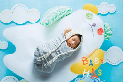 おうち写真館 babybear sora