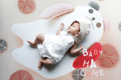 おうち写真館 babybear hidamari