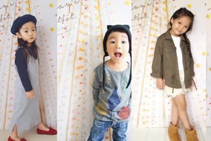 インスタグラムで大人気♡オシャレキッズの秋ファッション大特集!