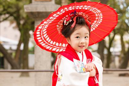 Blog:娘の七五三 @西宮神社 お参り当日のこと