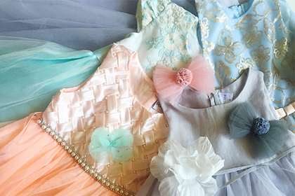 とびきりのドレスで特別な思い出を!新しい選択肢に、レンタルドレス<こどもFanta>がオススメ♡