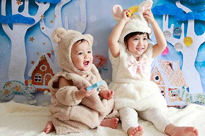 子ども×動物=最強!やっぱり一度は着せてみたい「動物コスチューム」