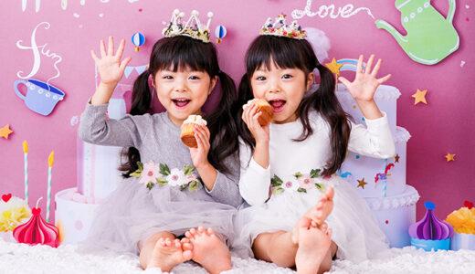 おうち写真館+S<sweets land> BERRY PINK