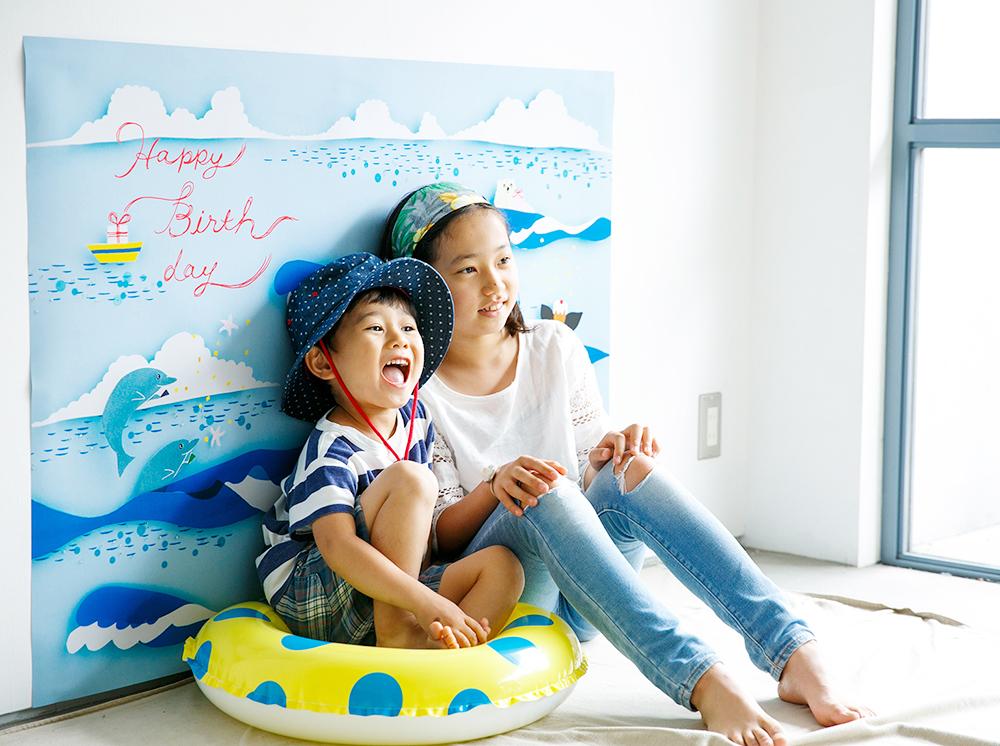 2万ユーザー突破‼ 日本中のパパママが自宅でおしゃれな写真を残しています。